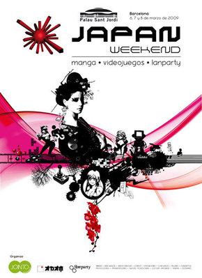 japan-weekend-bcn-2009